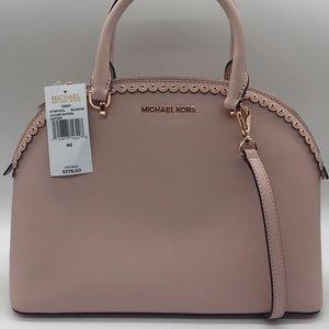 MICHAEL KORS EMMY LG DOME Satchel Bag Blossom